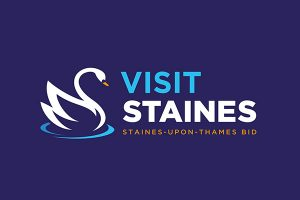 Visit Staines Logo