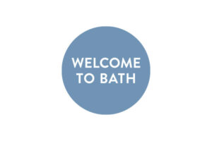 Welcome to Bath Main Logo